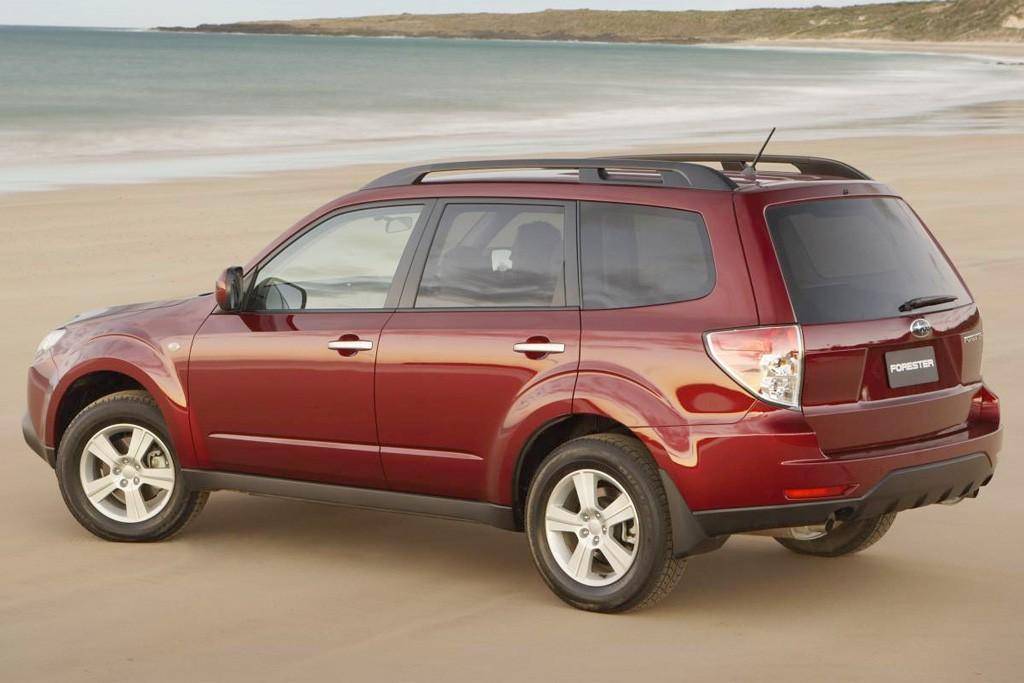 Buying Used: Subaru Forester S3 (2008-2012) - www redbook com au