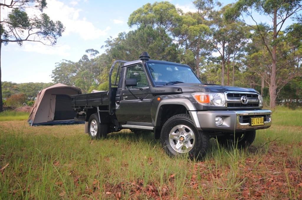 Buying used: Toyota LandCruiser 75, 76, 78 & 79 Series - www redbook
