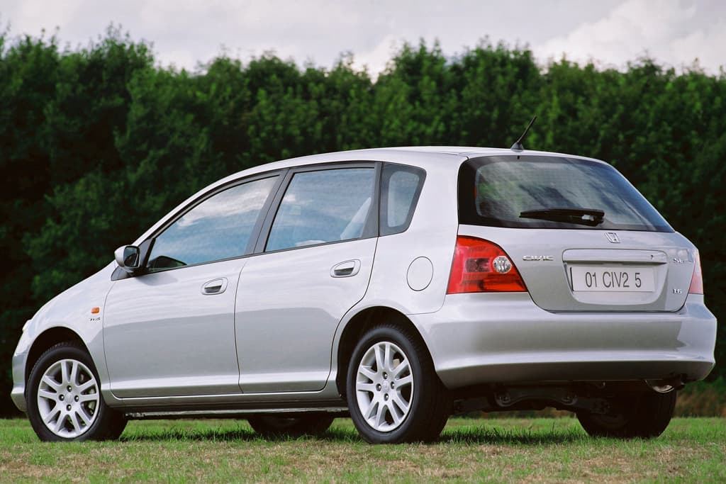 Ing Used Honda Civic 2006 12