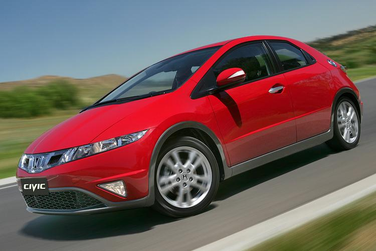 Beyond That Was The Honda Civic Sport. Priced At $30,000 With Manual  Transmission When New, The Civic Sport Would Have Been A Revelation For  Buyers Lucky ...