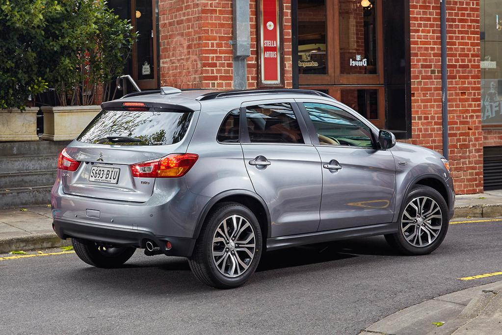 Mitsubishi ASX – What you need to know - www redbook com au