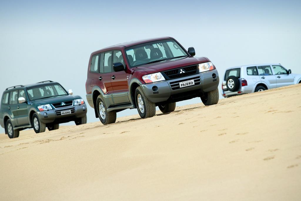 Buying Used: Mitsubishi Pajero (2006-13) - www redbook com au