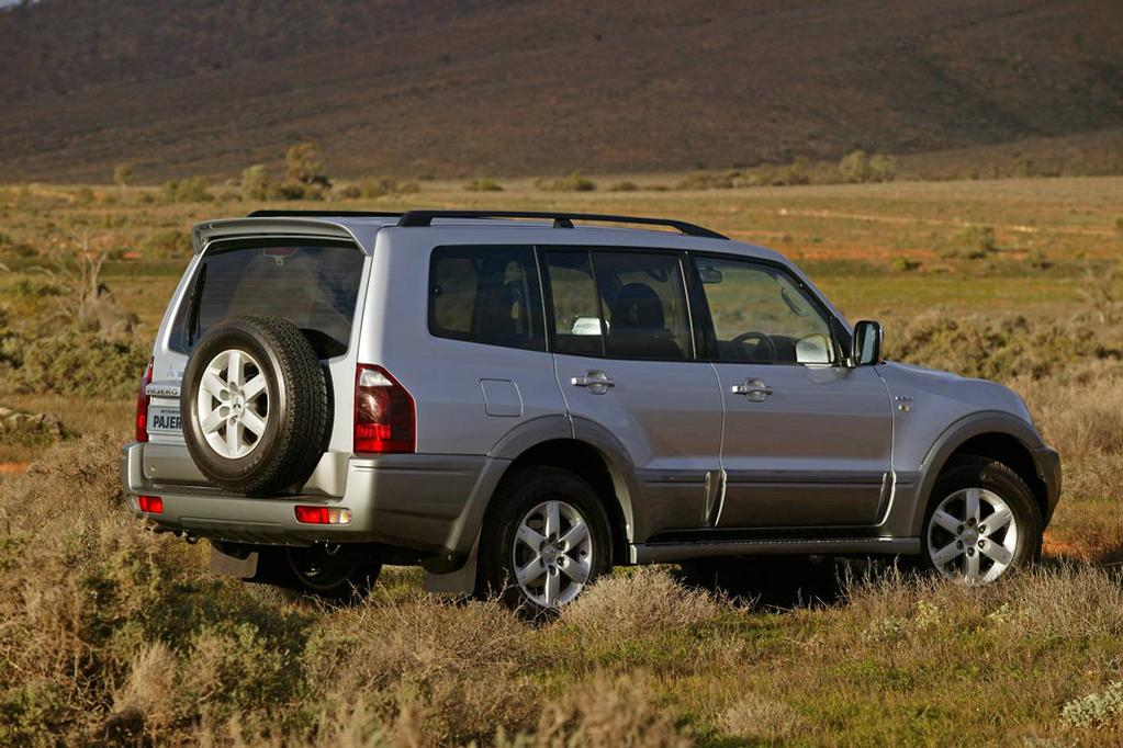 Buying Used: Mitsubishi Pajero (2006-13) - www redbook com au