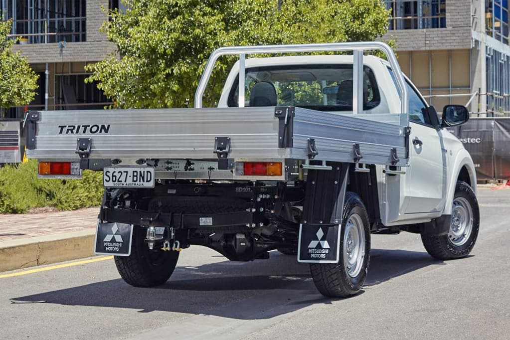 Mitsubishi Triton – What you need to know - www redbook com au
