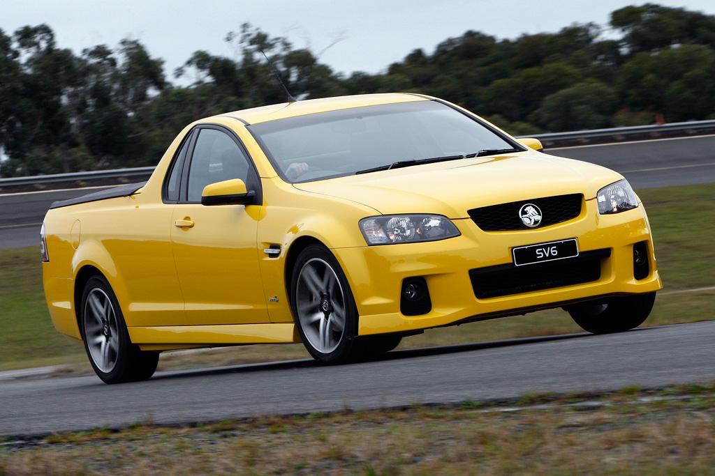 Buying Used Holden VE Ute 2007 12