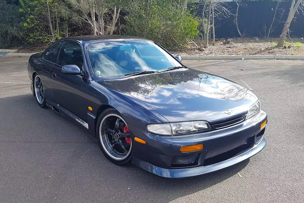 Buying Used: Nissan Silvia - four high-performance fours - www