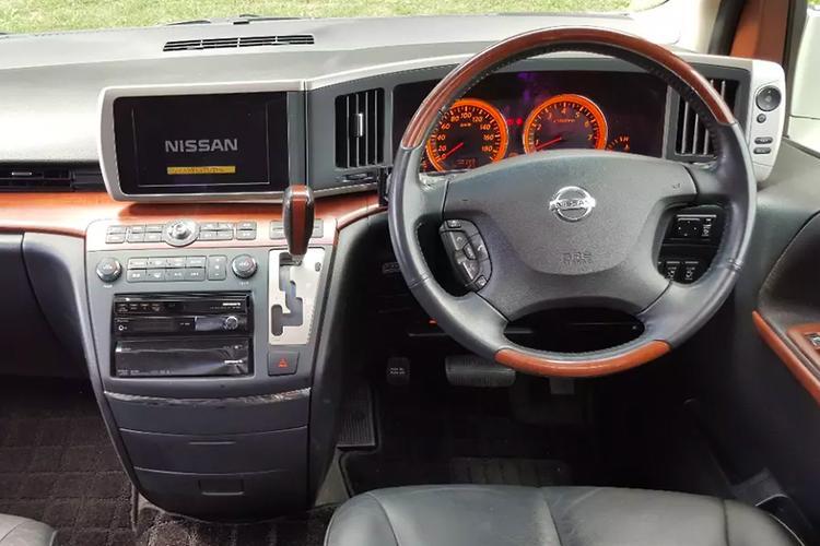 Buying Used: Nissan Elgrand (2002-12) - www redbook com au