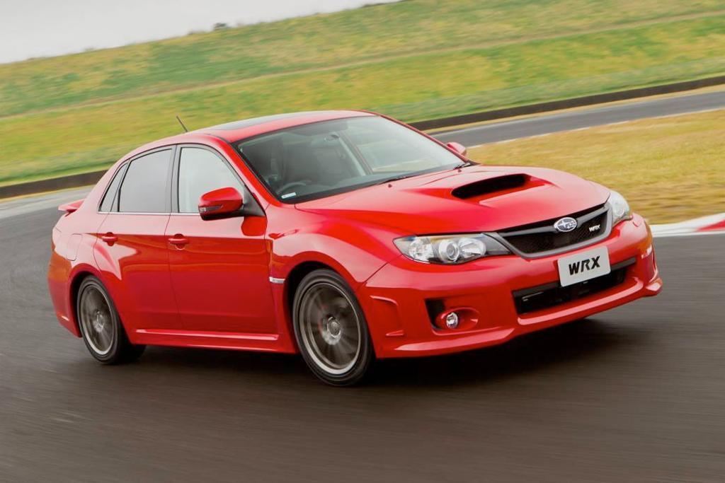 Buying Used: Subaru Impreza WRX G3 (2007-2012) - www redbook