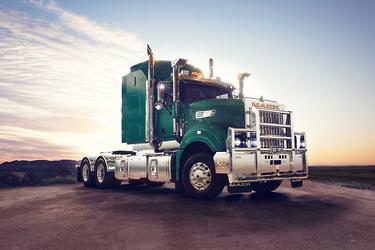 Mack previews driver safety system - www trucksales com au