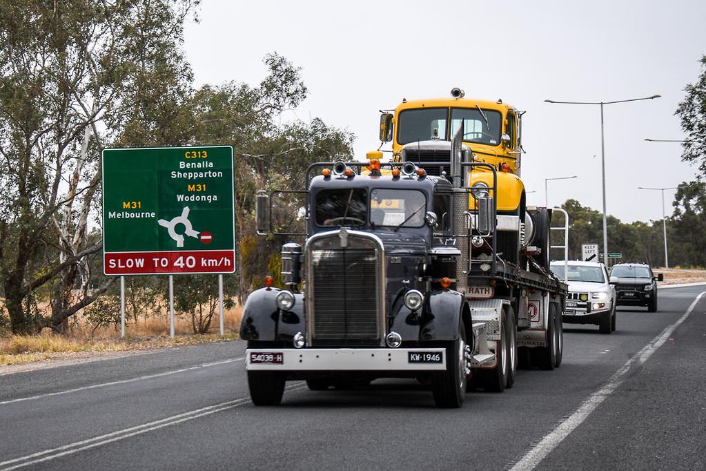 Crawling the Hume 2018 - www trucksales com au