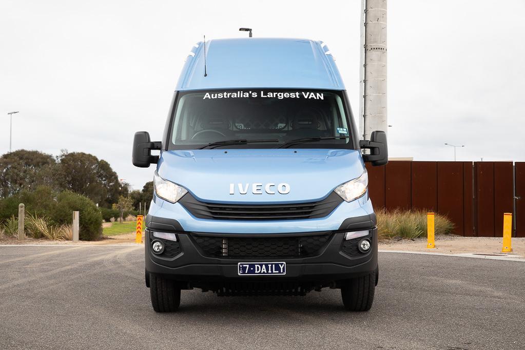 2018 Iveco Daily 70C18V: Review - www trucksales com au