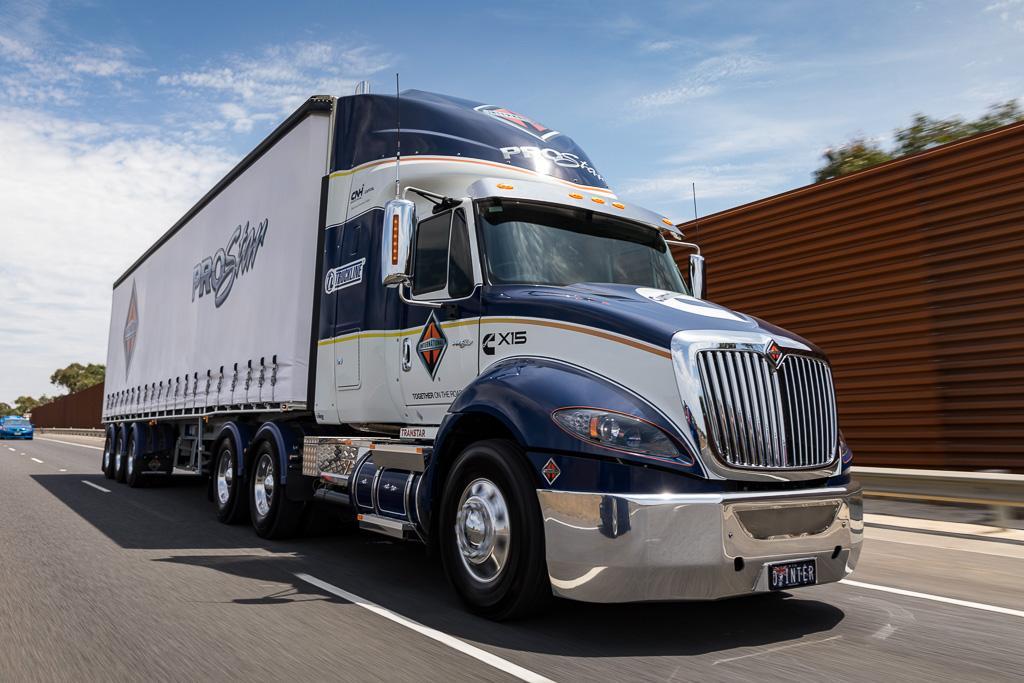 2019 International ProStar: Review - www trucksales com au