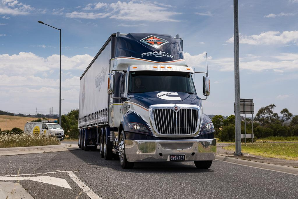 2019 International ProStar: Review - www trucksales com au