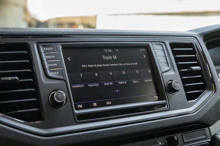 2019 Volkswagen Crafter: Review - www trucksales com au