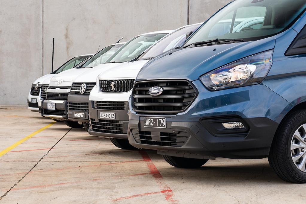 2019 Trucksales Best Commercial Van - www trucksales com au