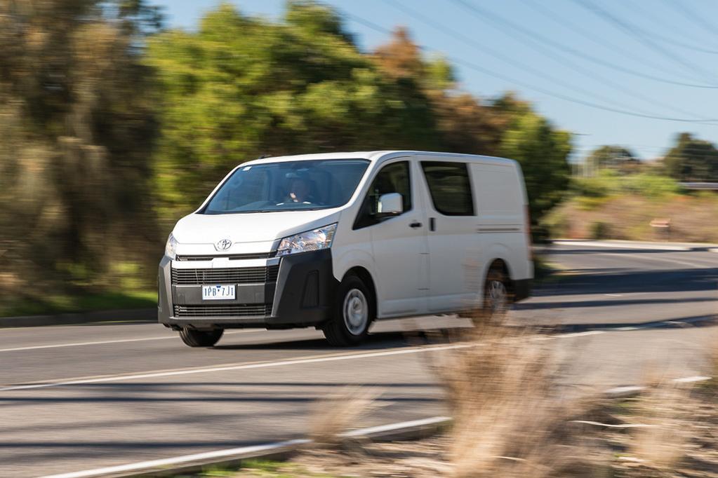2019 Toyota HiAce LWB manual petrol: Review - www trucksales