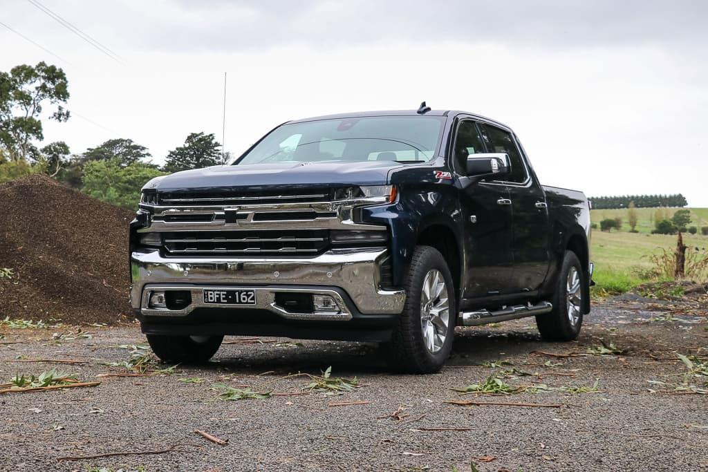 2020 Chevrolet Silverado 1500 Ltz V8 Review Www Trucksales Com Au