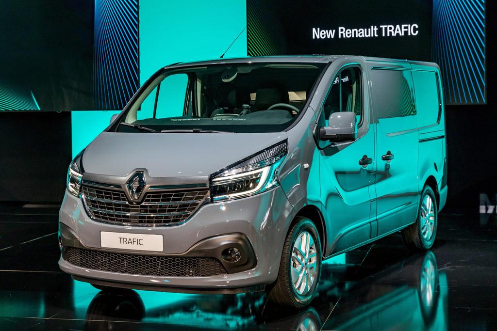 New Renault light commercial vehicles launched in Europe