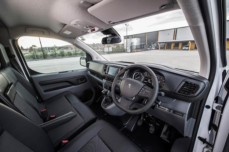 Pricing announced for Peugeot Expert van - www trucksales com au