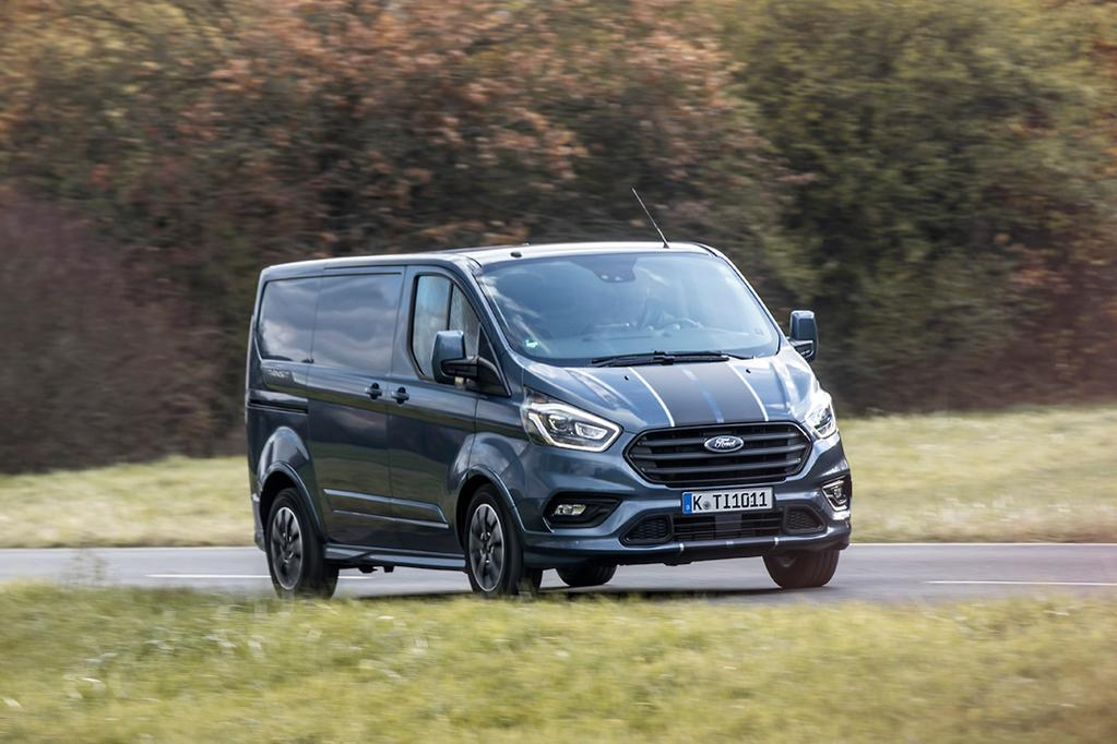 Updated Ford Transit Customs Looming Www Trucksales Com Au