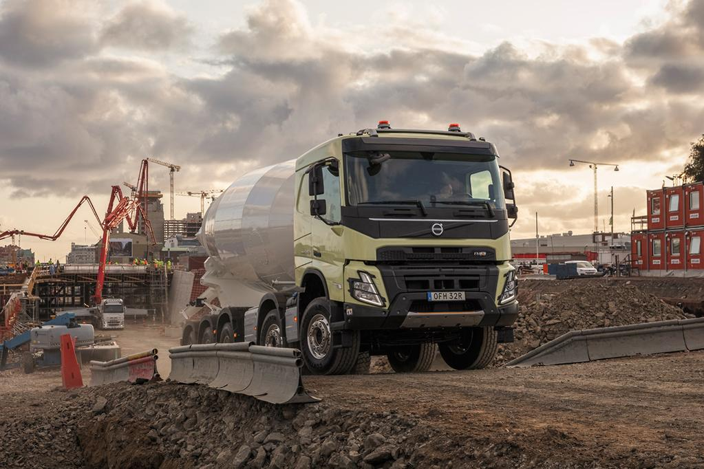 Volvo Launches New Fmx Www Trucksales Com Au