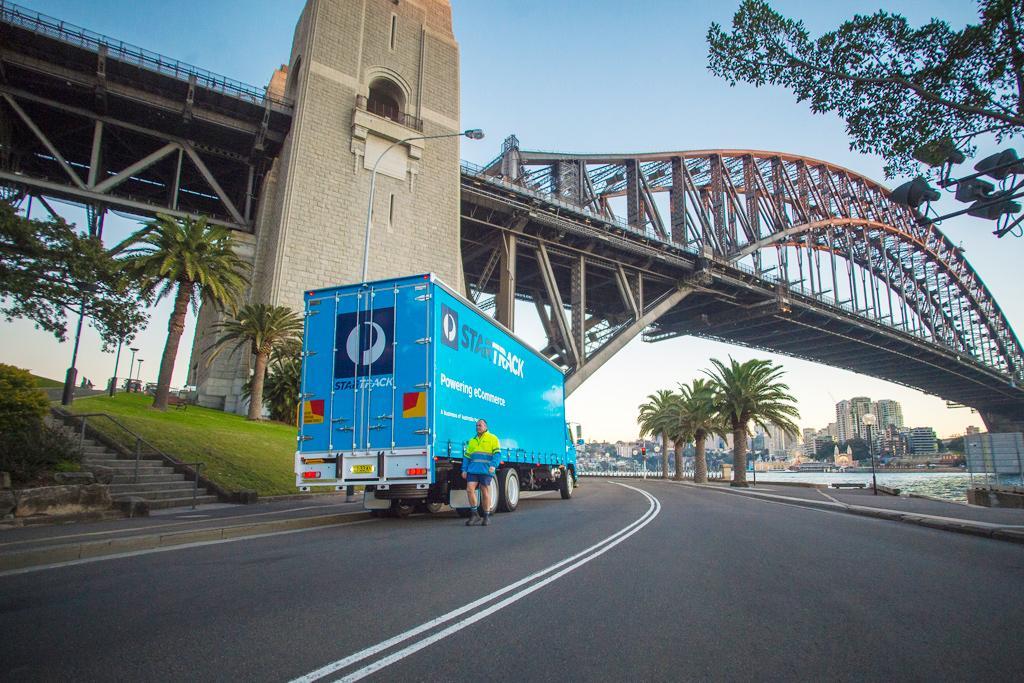 Allison autos deliver for Australia Post - www trucksales com au
