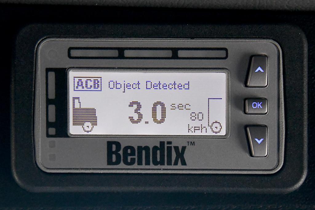 Advice: using Bendix Wingman Fusion - www trucksales com au