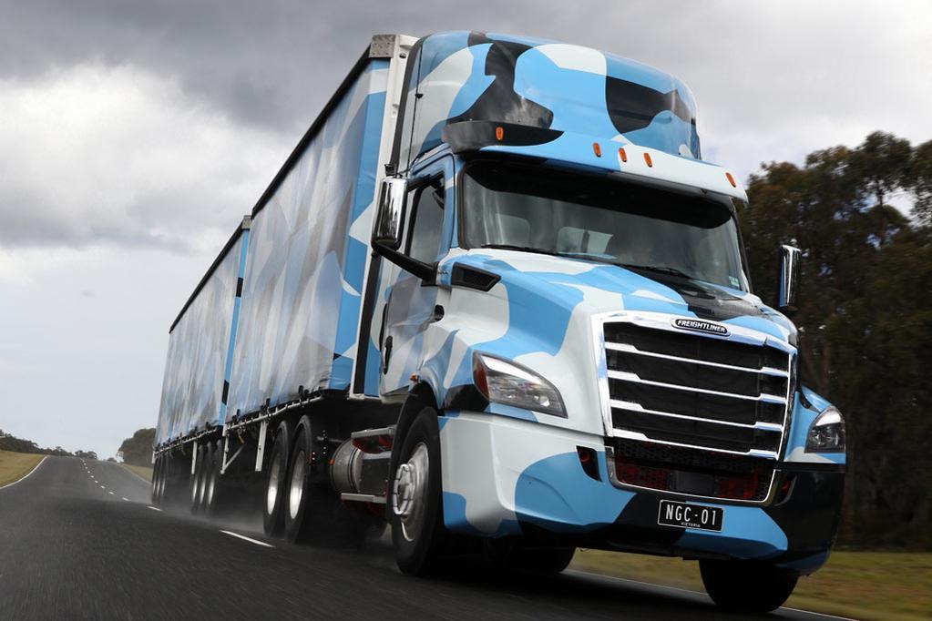 2020 Freightliner Cascadia: Pre-launch Review - www trucksales com au
