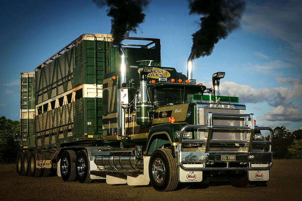 Advice: Driver's guide to DEF (AdBlue) - www trucksales com au