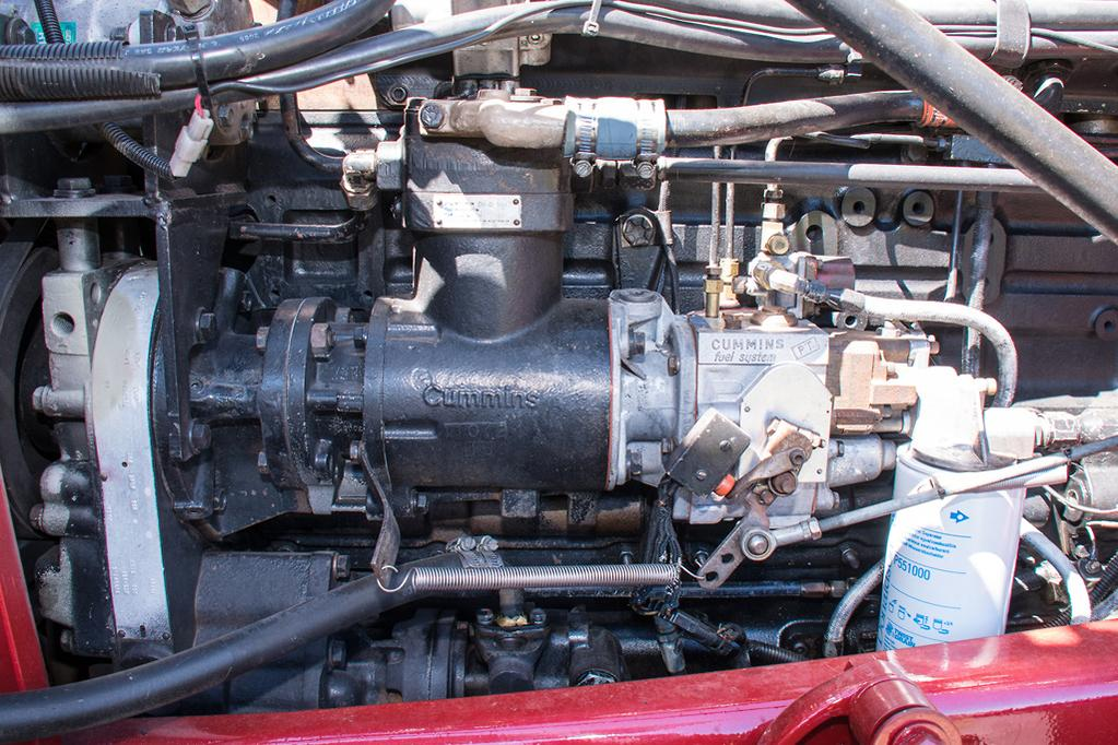 Ford Louisville LTL 9000: Resto review - www trucksales com au