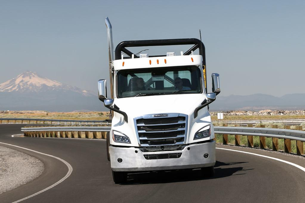 Testing Times For Freightliner Cascadia Www Trucksales Com Au