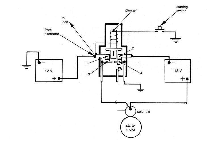 marine sel wiring diagram