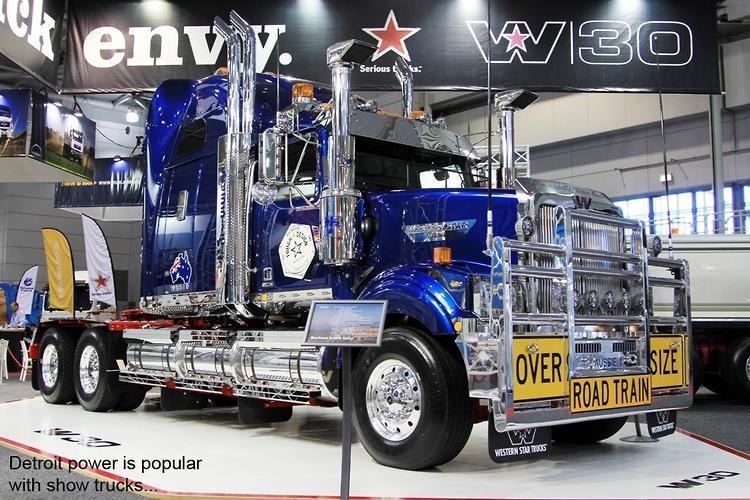 Truck tech: big-block engines - www trucksales com au