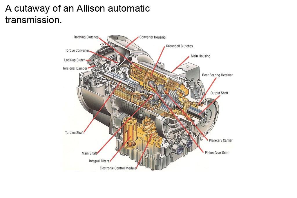 Tech feature: truck transmissions - www trucksales com au