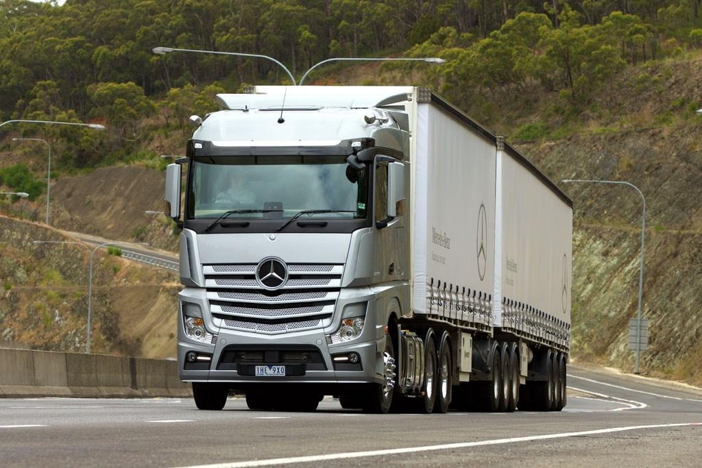 Review mercedes benz actros 13 litre for Used mercedes benz truck