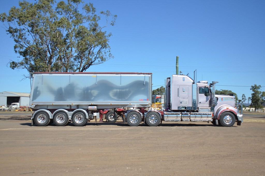 Guse Transport chooses Lusty - www.trucksales.com.au