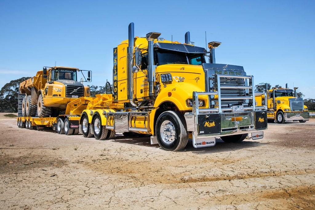 Mack's mDrive HD option: Operator Review - www trucksales com au