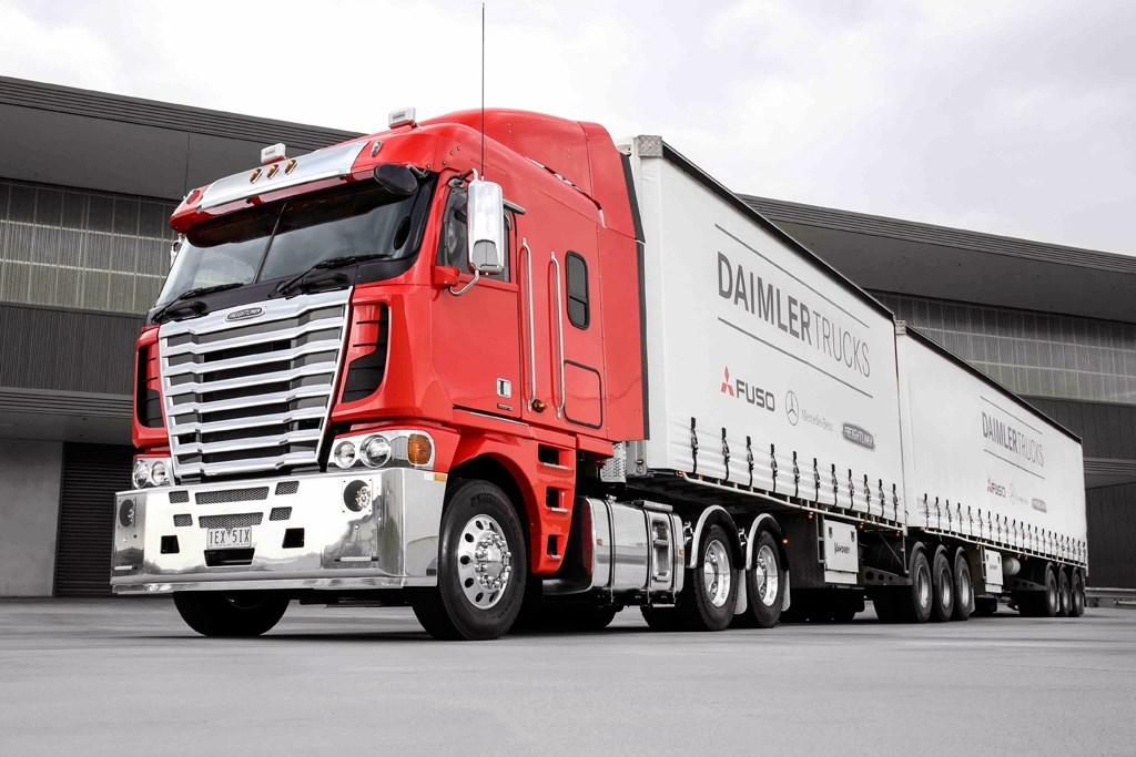 Review: Freightliner Argosy 6X4 Cummins - www trucksales com au