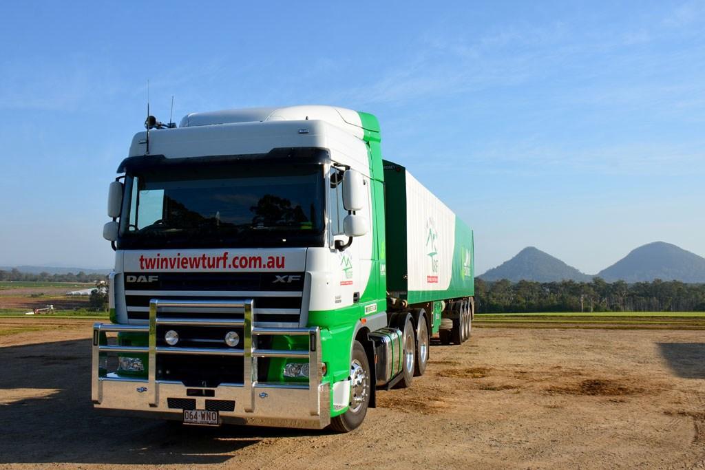 Review: DAF XF105 510 - www trucksales com au