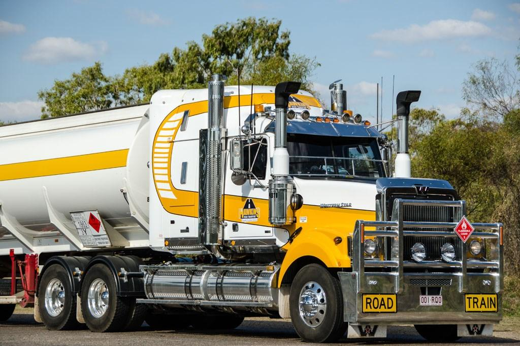 Western Star 4900 road train: Review - www trucksales com au