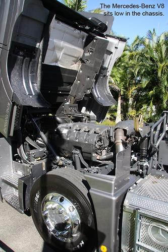 Truck tech: big-block engines - www trucksales com au