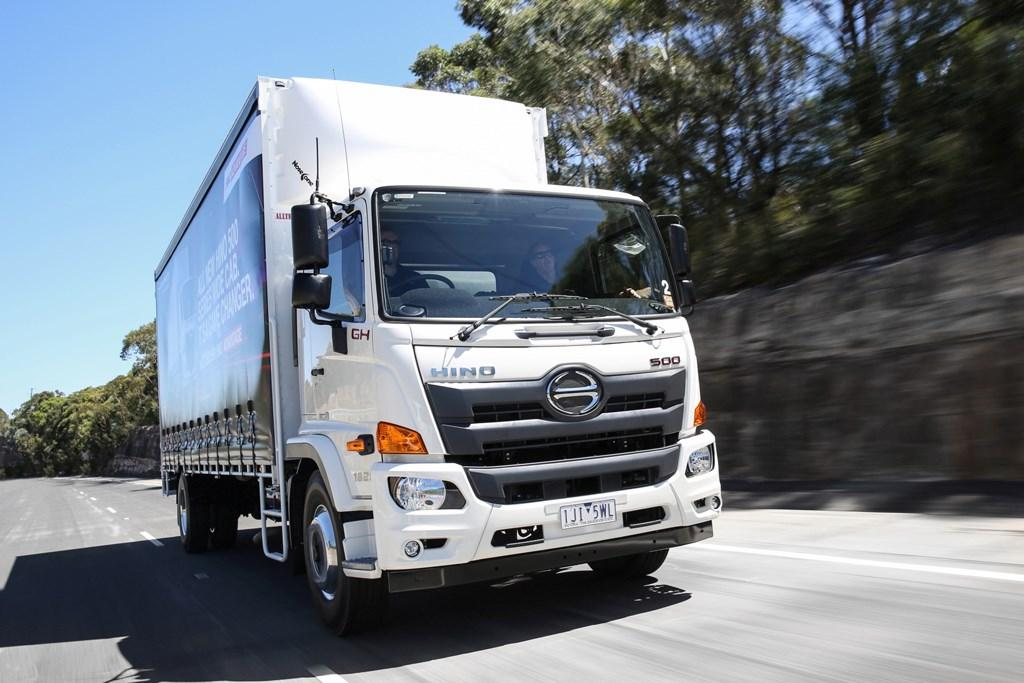 Hino 500 Series Wide Cab Review