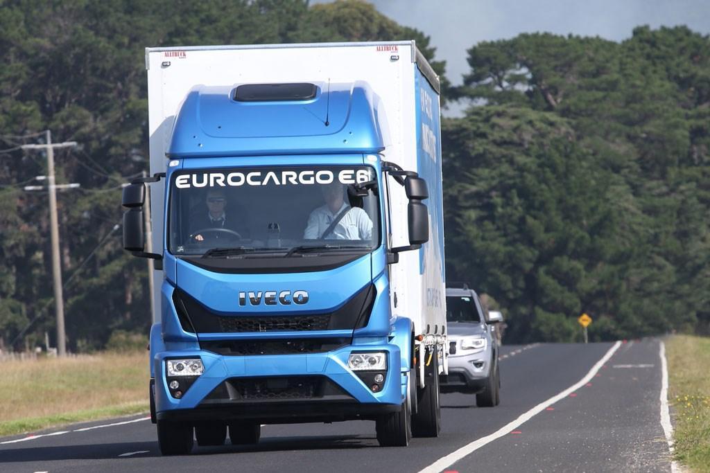 Iveco Eurocargo 180-280: Review - www trucksales com au