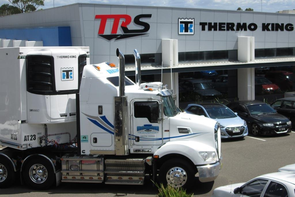 Feature: Thermo King sells first Precedent S-600 - www