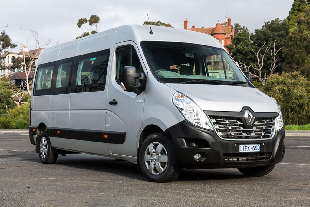 Renault Master Bus: Review - www trucksales com au