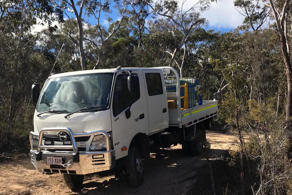 Three auto 4x4 light trucks for 2019 - www trucksales com au