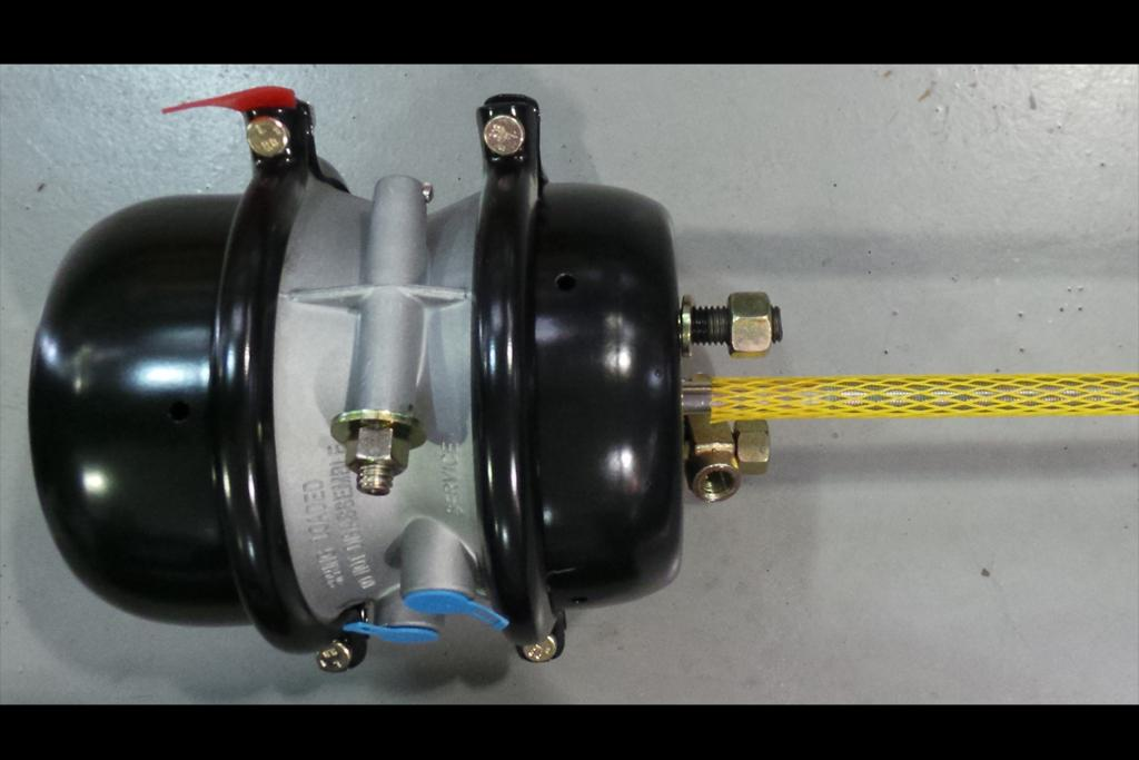 Advice: How to manually release truck brakes - www
