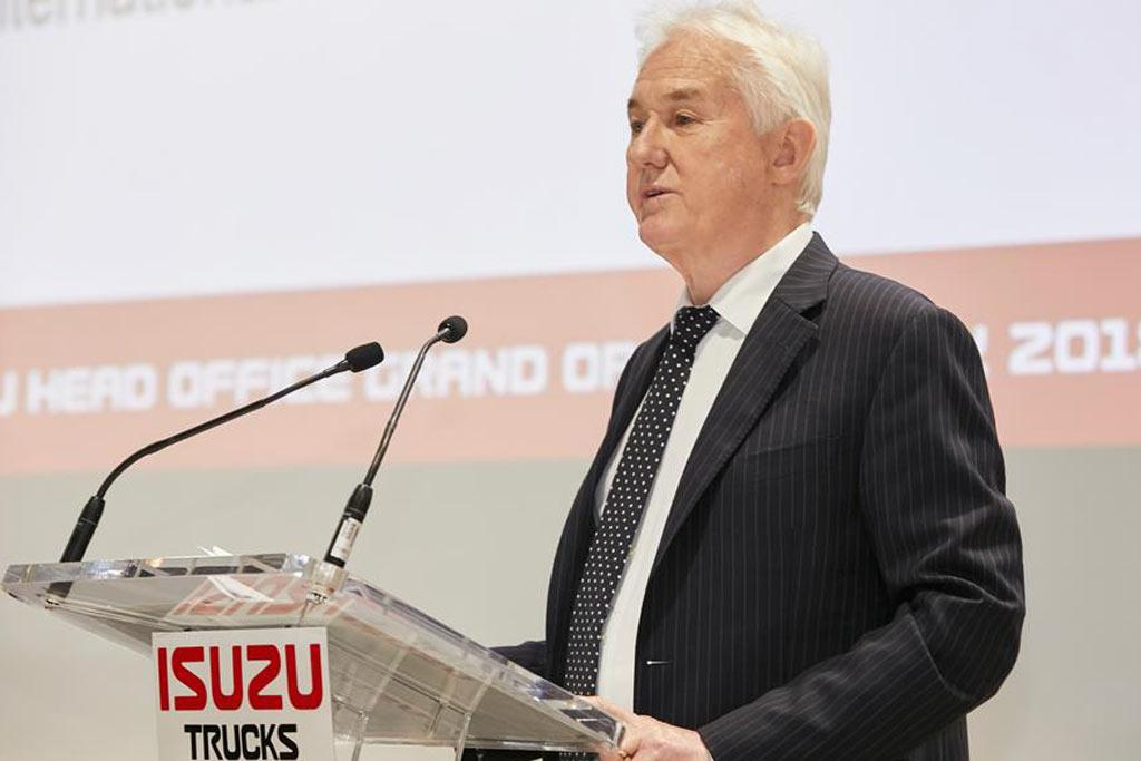 New Isuzu HQ officially opened - www trucksales com au