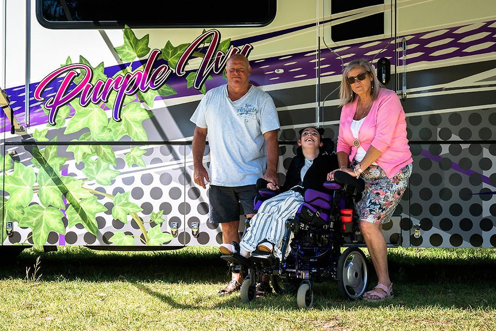 IVECO Eurocargo broadens Abby's horizons - www trucksales com au