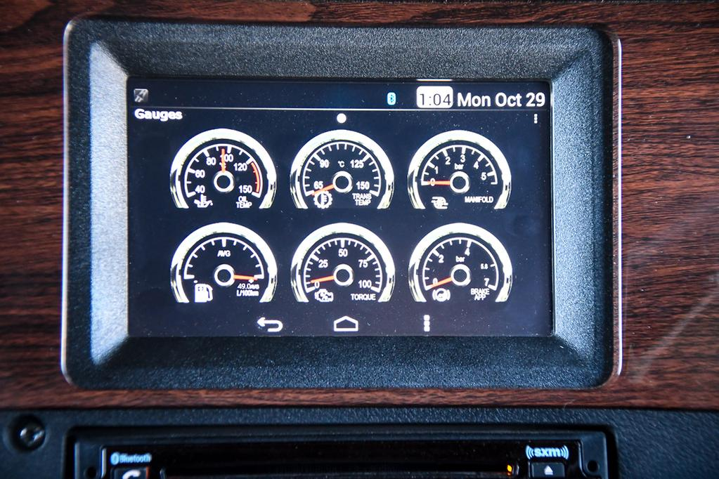 How To Set Clock On Kenworth Radio